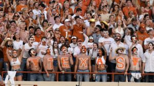 Austin mayor Steve Adler 'hopes' Texas chooses to play without fans in stands