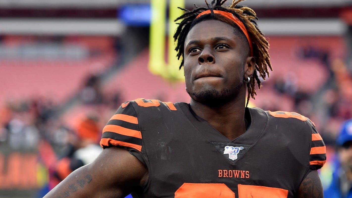 Browns' David Njoku says he no longer wants to be traded