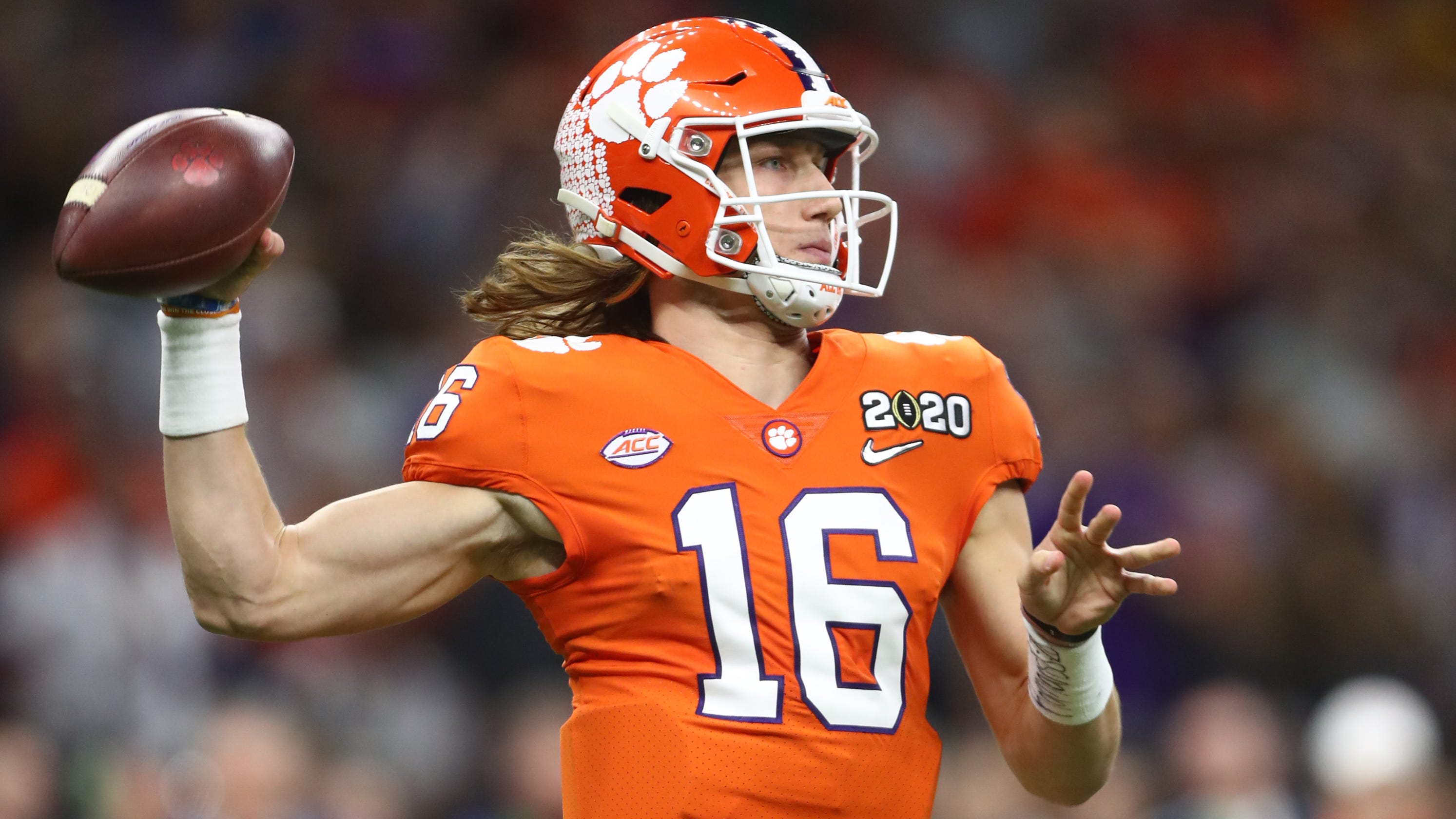 Donald Trump has talked to Clemson QB Trevor Lawrence about saving 2020 college football season