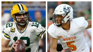 How Green Bay Packers might move on from Aaron Rodgers to Jordan Love