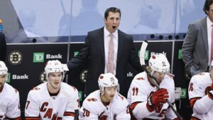 Hurricanes' Rod Brind'Amour rips league, fined $25,000