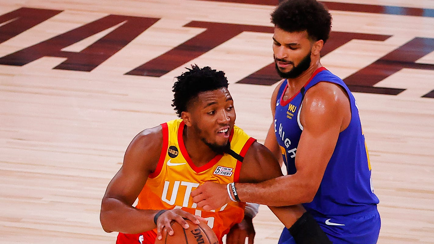 Jamal Murray, Donovan Mitchell treat NBA fans to historic highlights