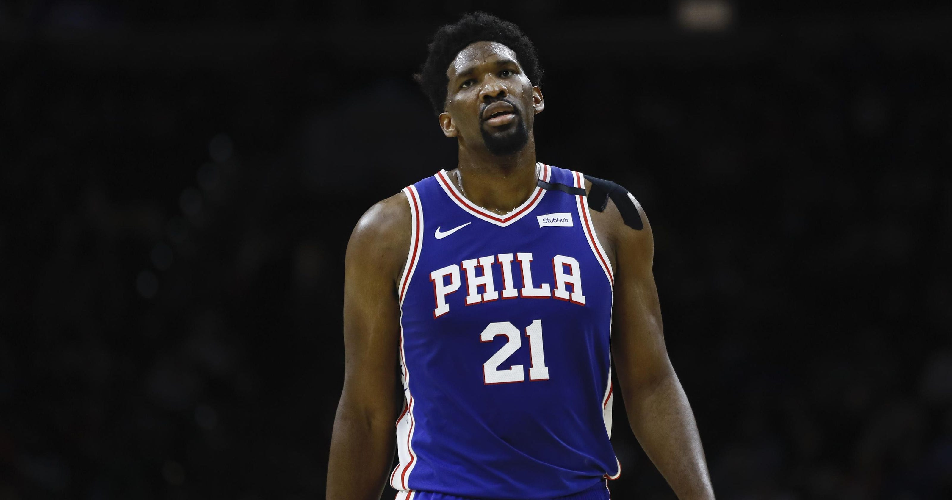 Sixers on clock to get Joel Embiid back to full steam