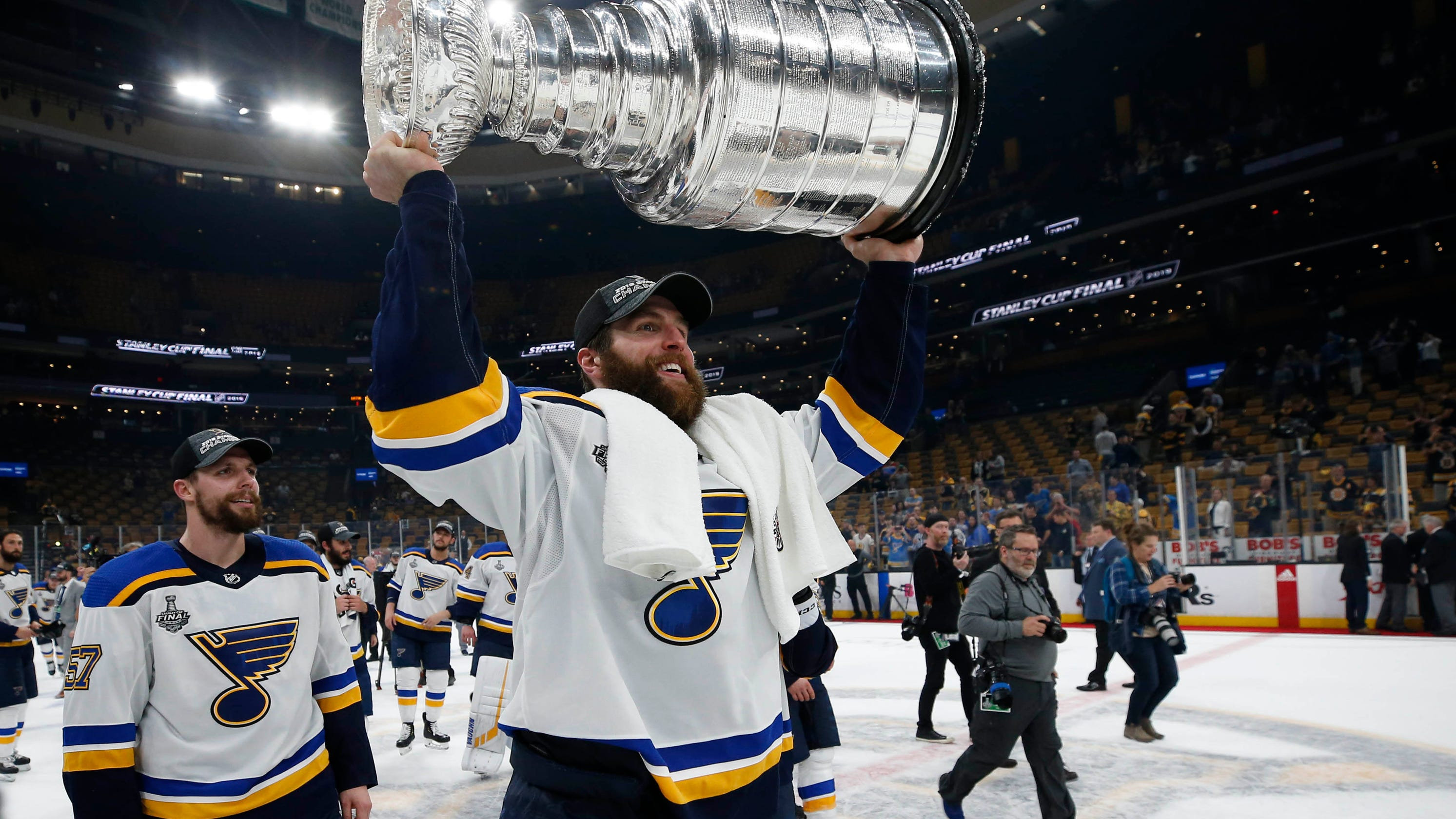 Times, TV for Stanley Cup games