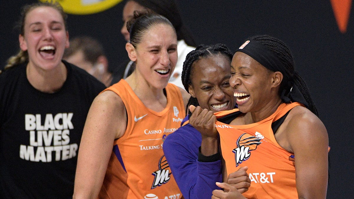 2020 WNBA playoffs: Top photos from inside the bubble