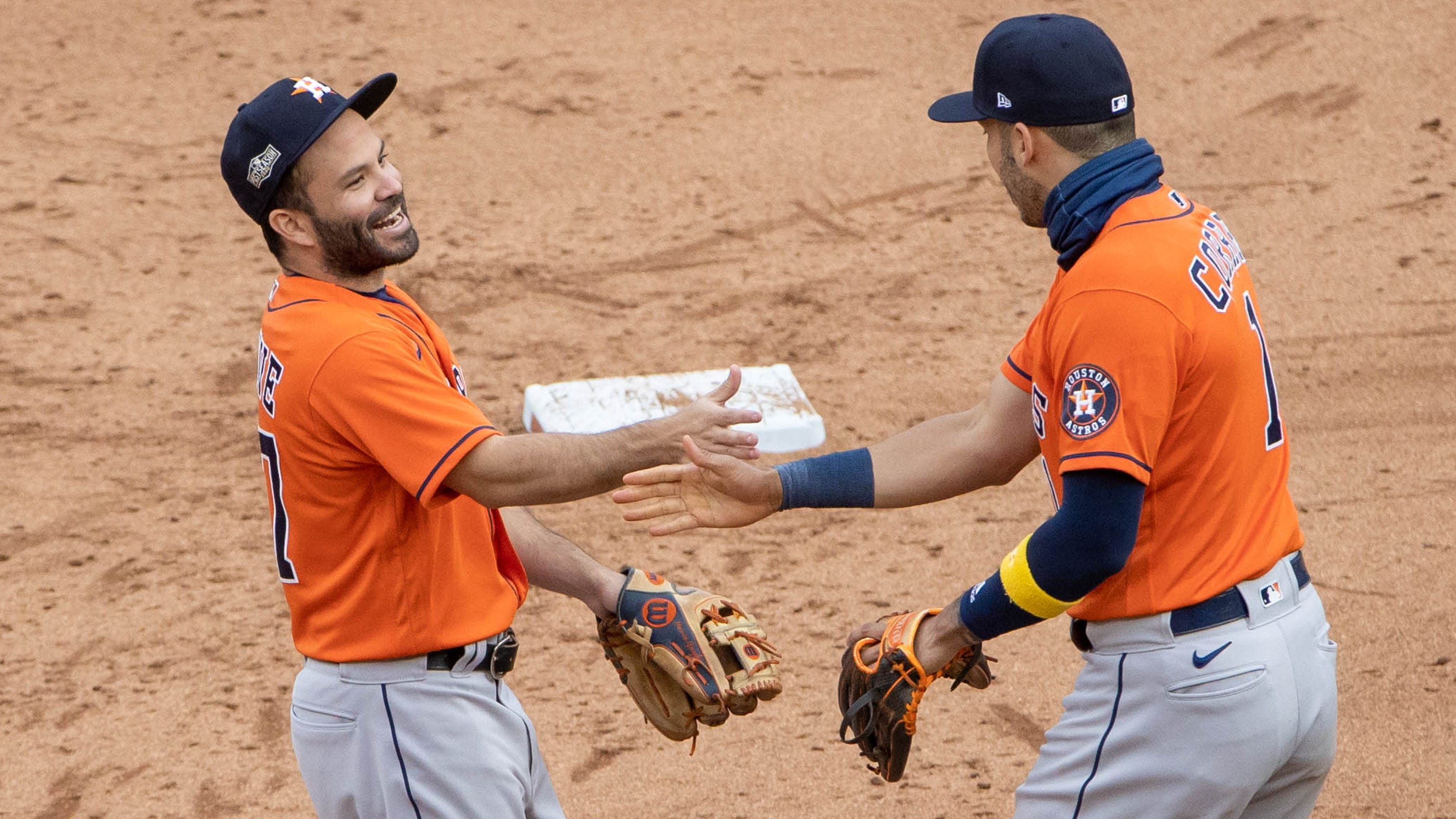 Astros' Game 1 win further riles up the haters