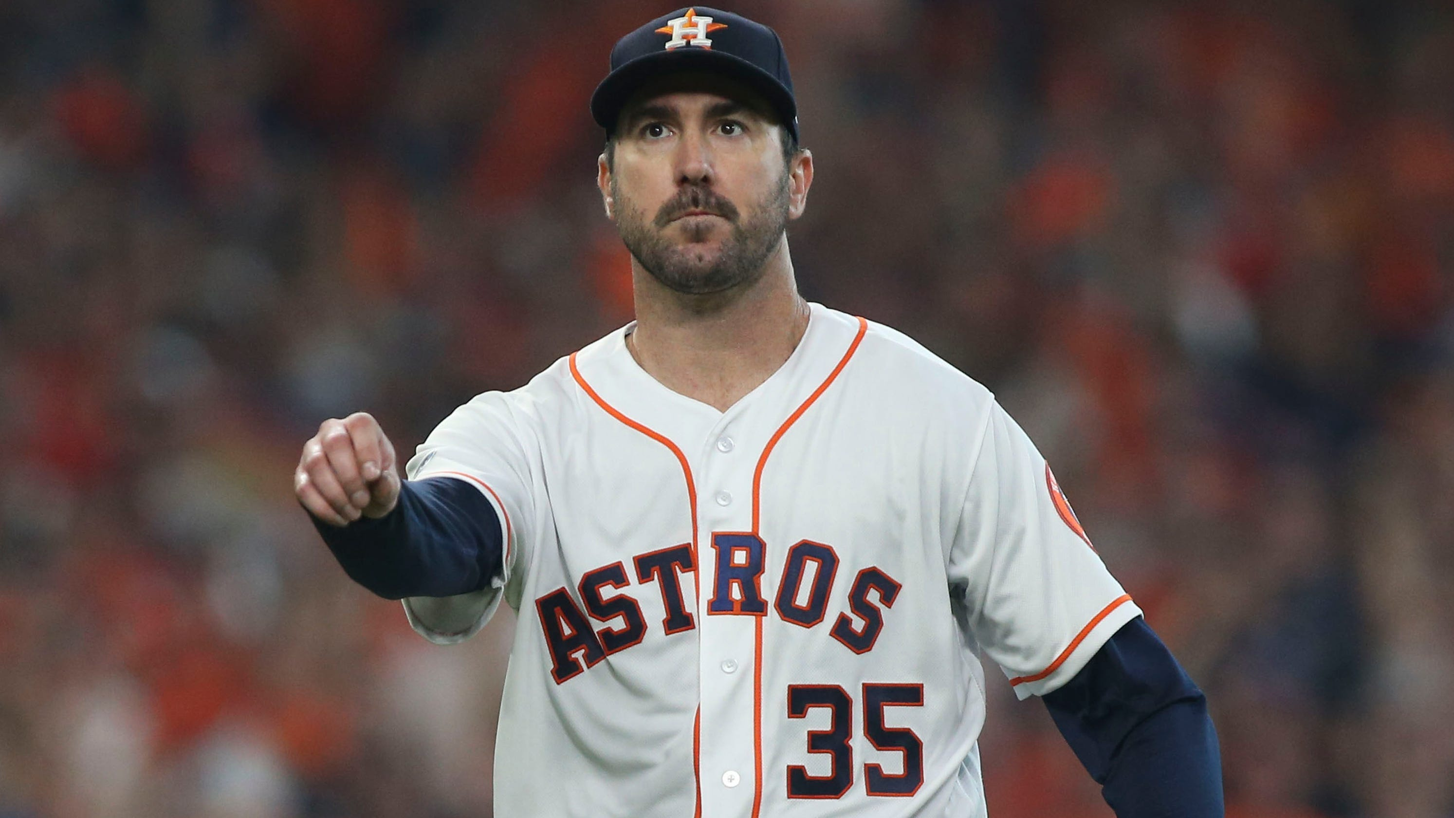 Astros losing Justin Verlander massive blow to their present, future