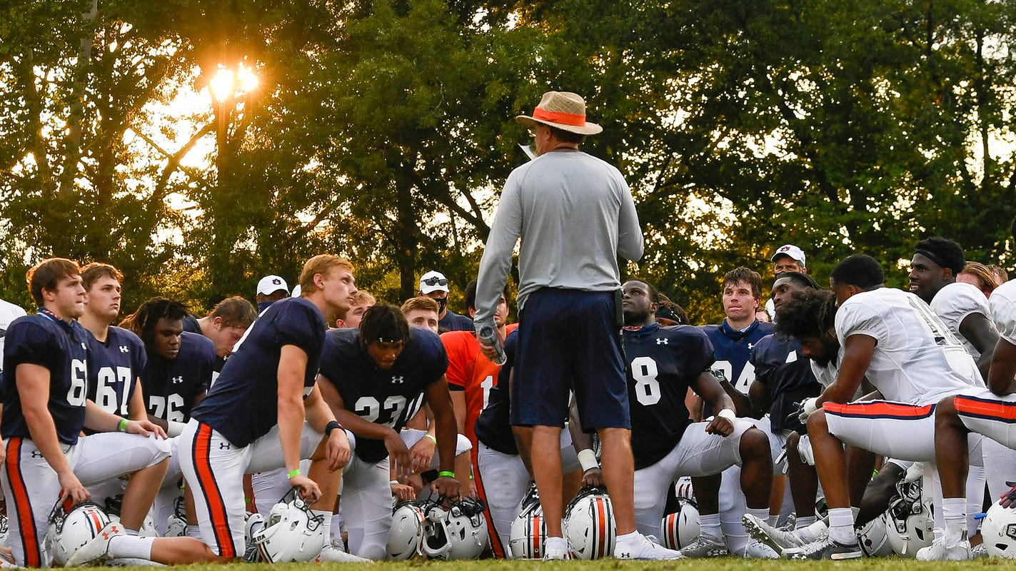 Auburn football reports 2 more COVID-19 cases; 5 starters quarantined