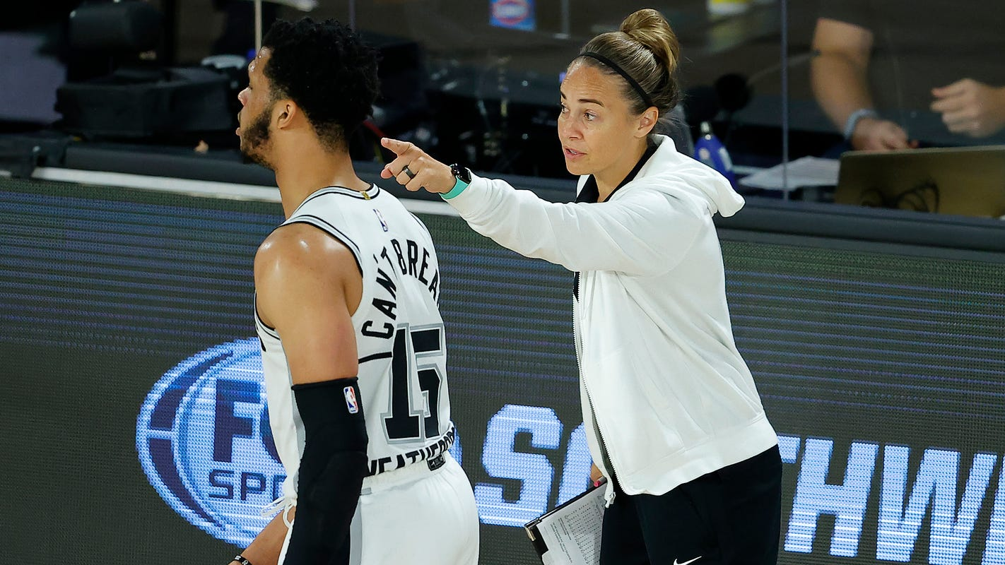 Becky Hammon should be a candidate for Pacers head coach