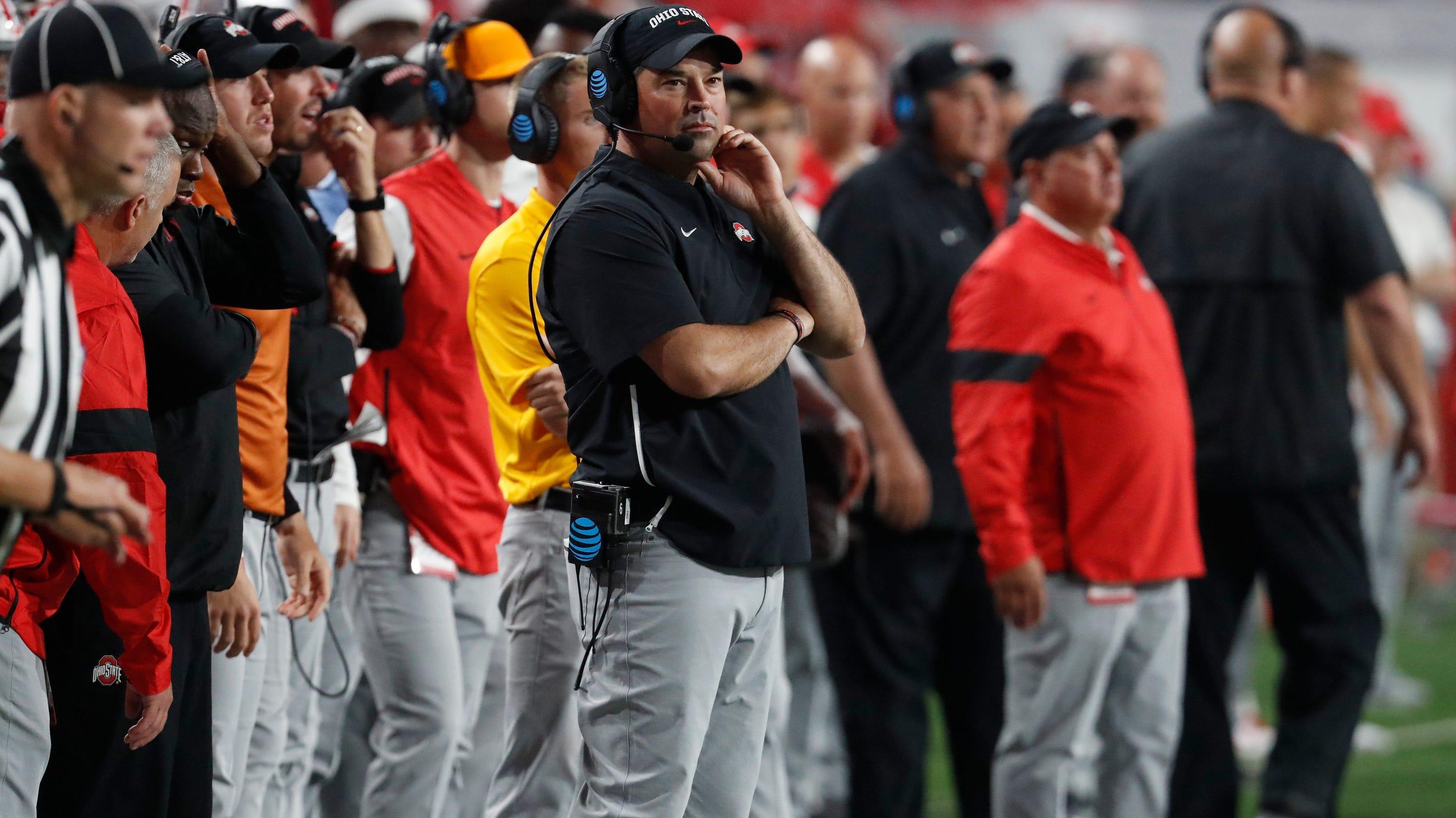 Big Ten coaches Ryan Day, James Franklin criticize call to stop season