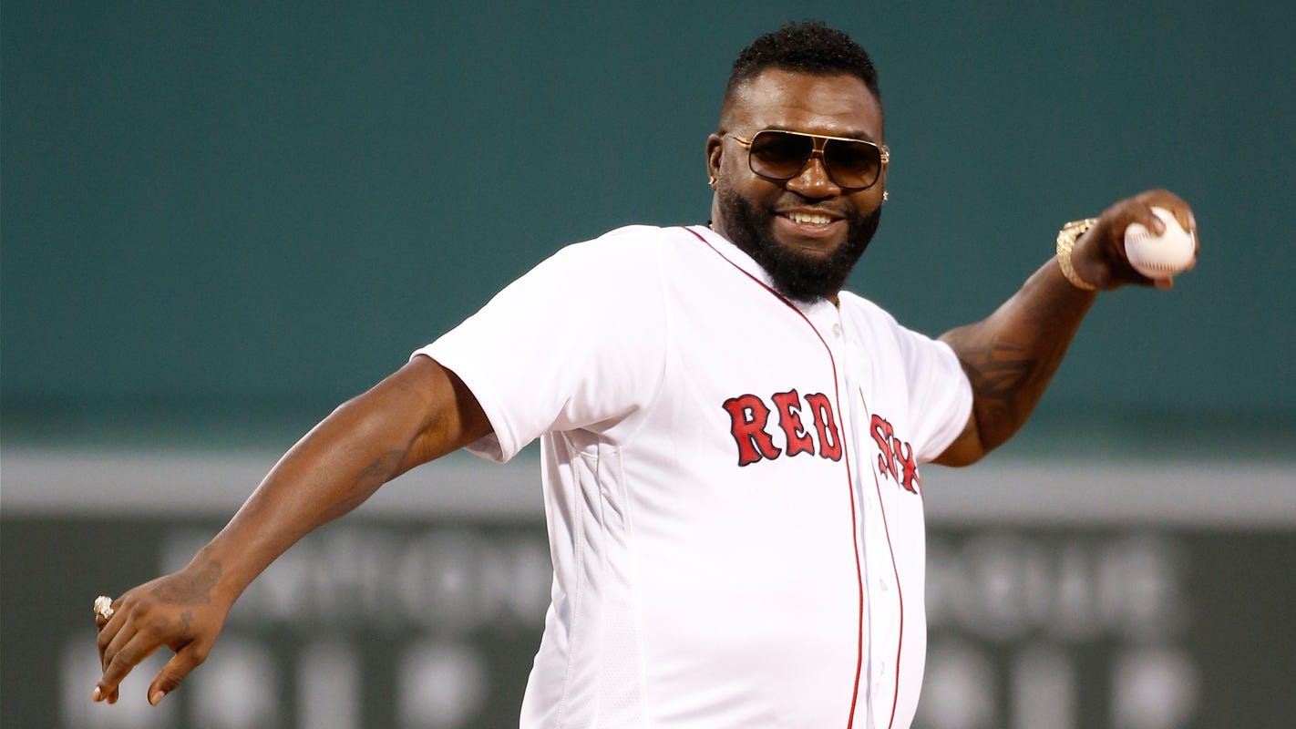 Boston Red Sox legend David Ortiz says he's cleared after testing positive for COVID-19