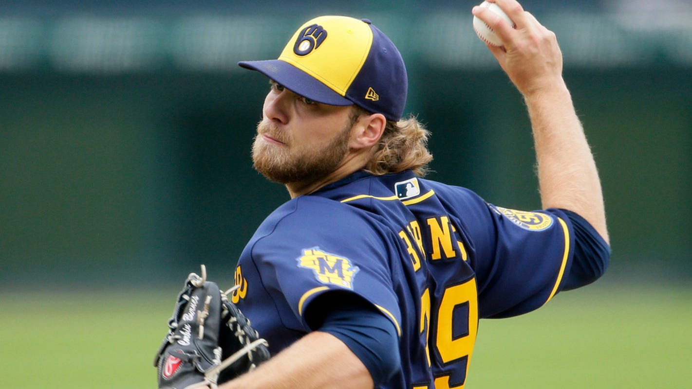 Brewers 19, Tigers 0: Complete and total domination