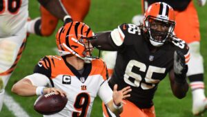 Browns and Baker Mayfield top Bengals and Joe Burrow
