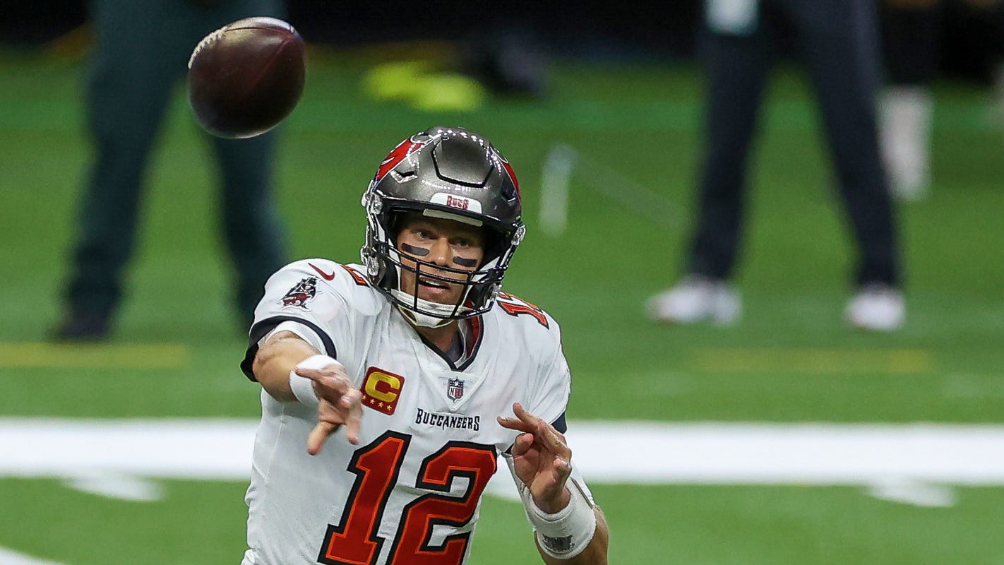 Buccaneers QB stifled by Saints in Tampa Bay debut