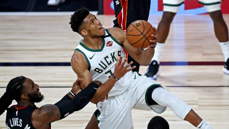 Bucks need Giannis Antetokounmpo to play like the MVP