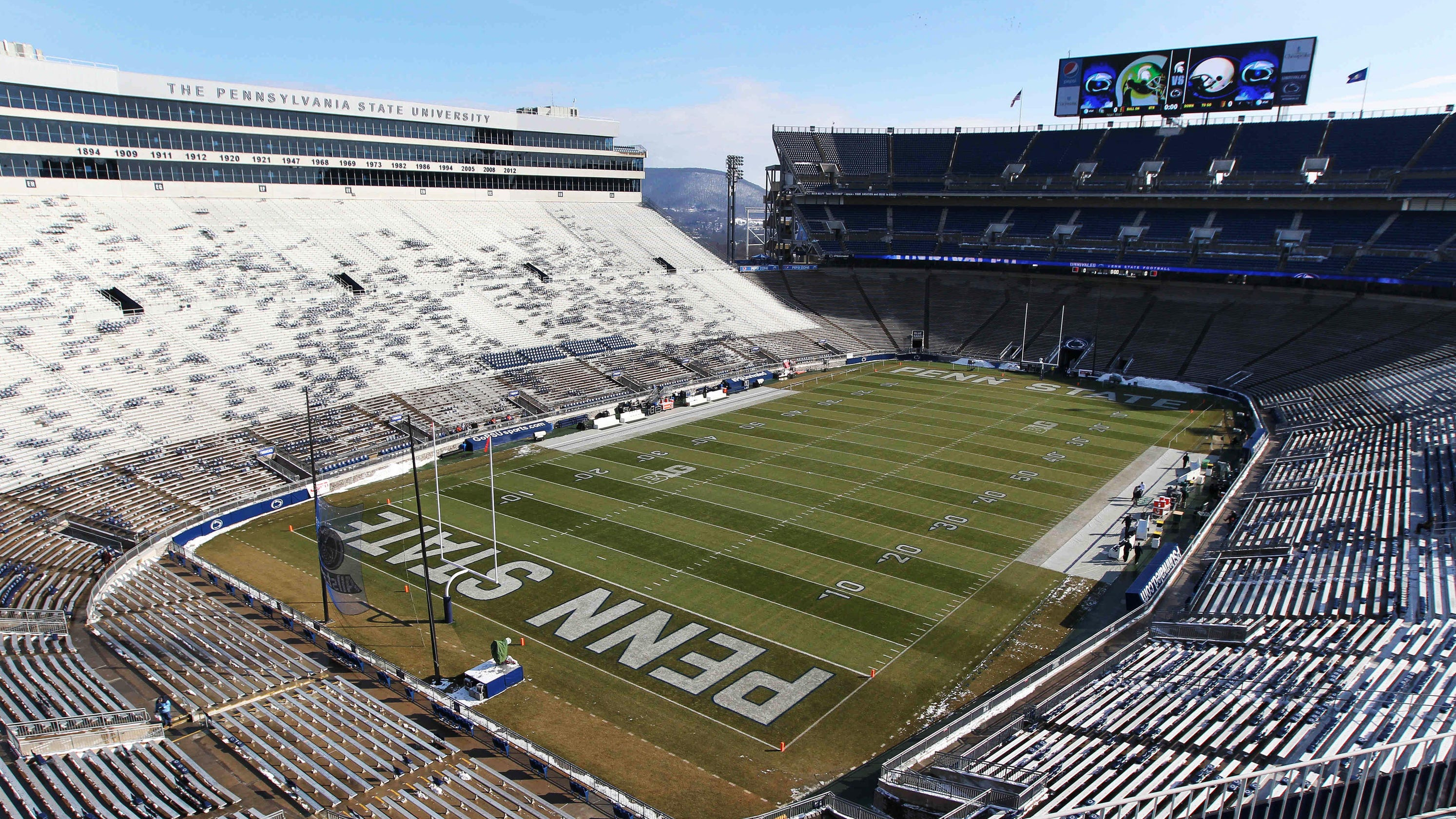 COVID-19 cases surge among Penn State student-athletes, some programs halt workouts