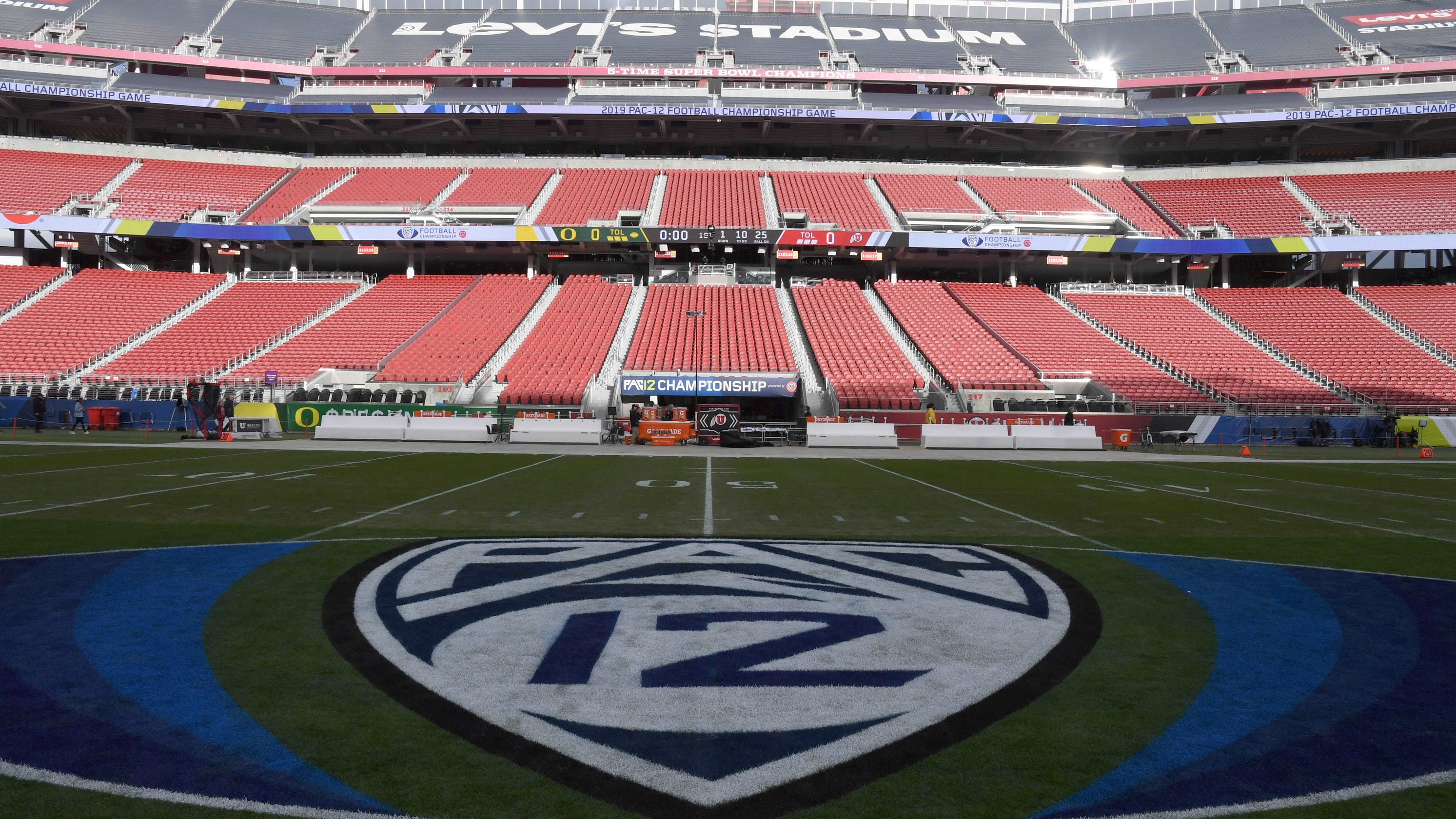California, Oregon governors open door for Pac-12 football in 2020
