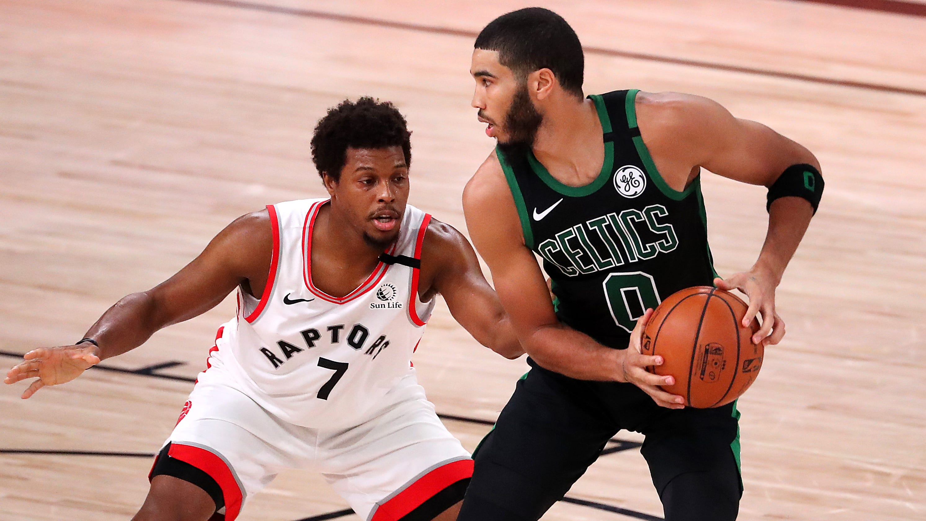 Celtics hold off Raptors in Game 7 to reach Eastern Conference finals