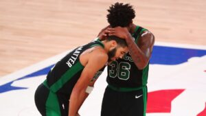 Celtics stave off elimination in Game 5 of East finals against Heat