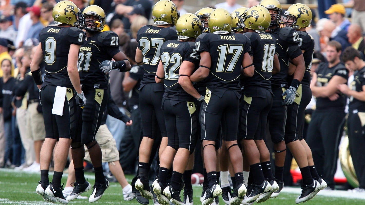 Colorado Buffaloes make deal with sports gambling company