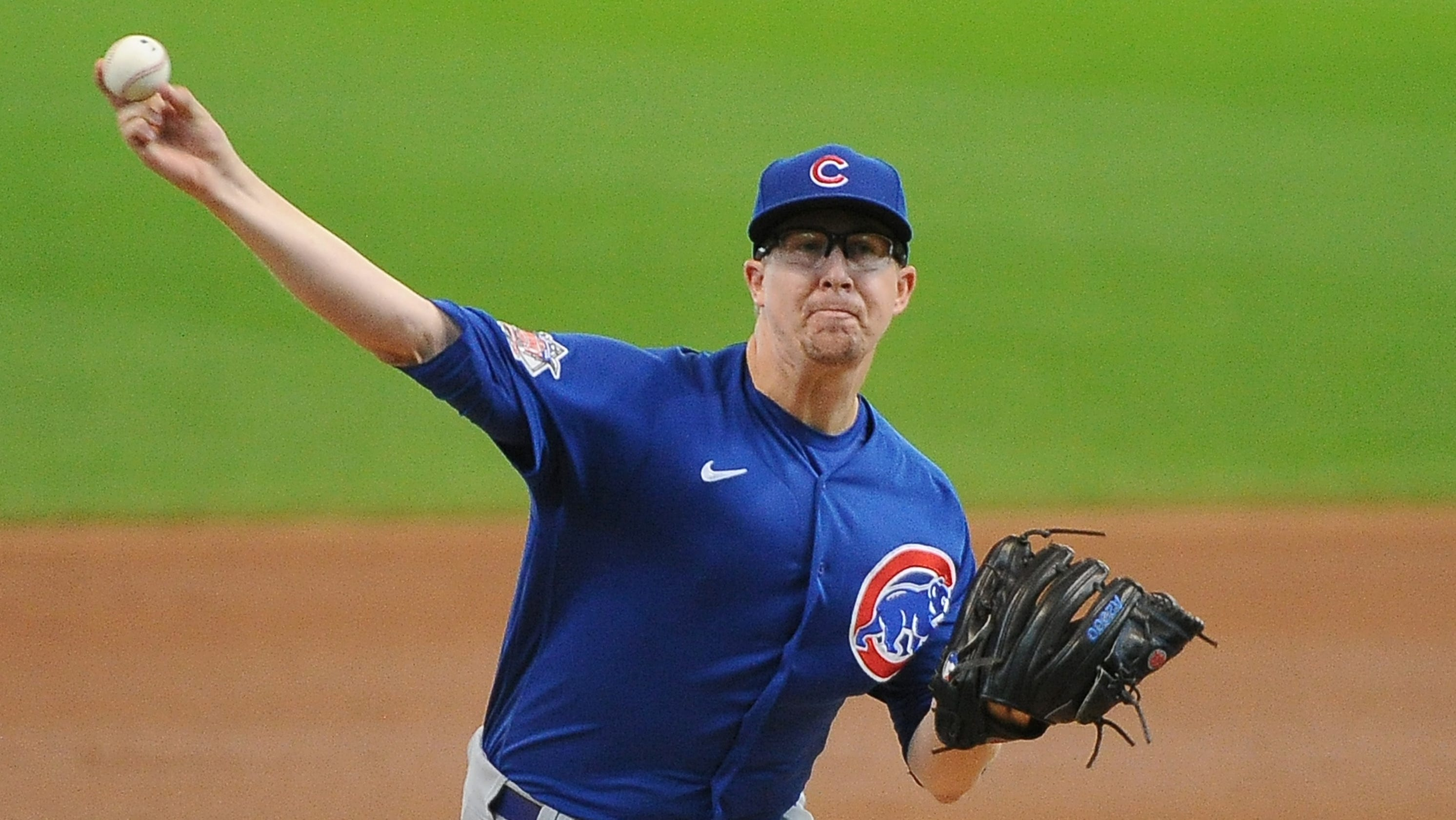 Cubs' Alec Mills hurls MLB's second no-hitter of 2020 in rout of Brewers