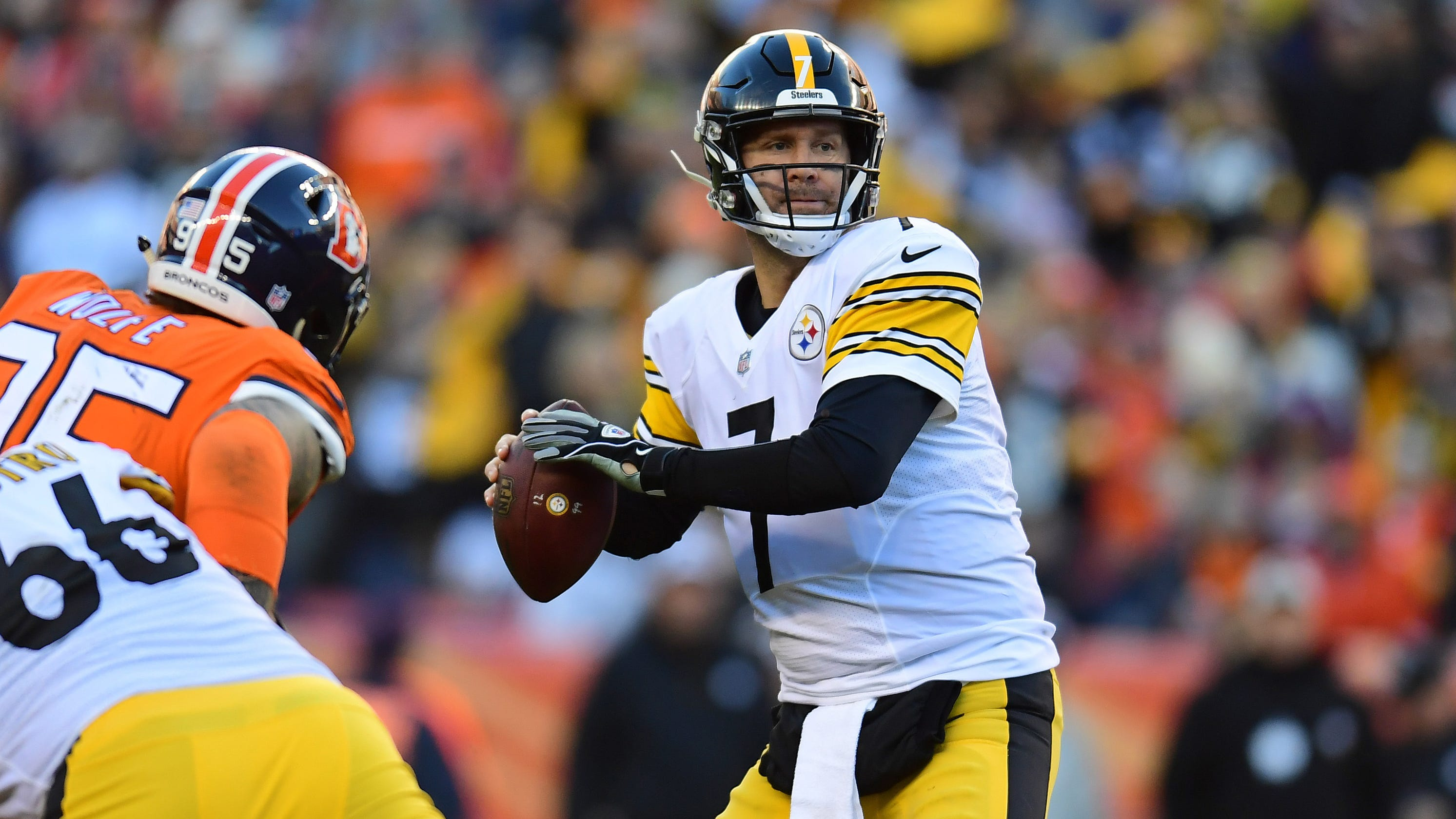 Denver Broncos at Pittsburgh Steelers: Live stream, how to watch, odds, time