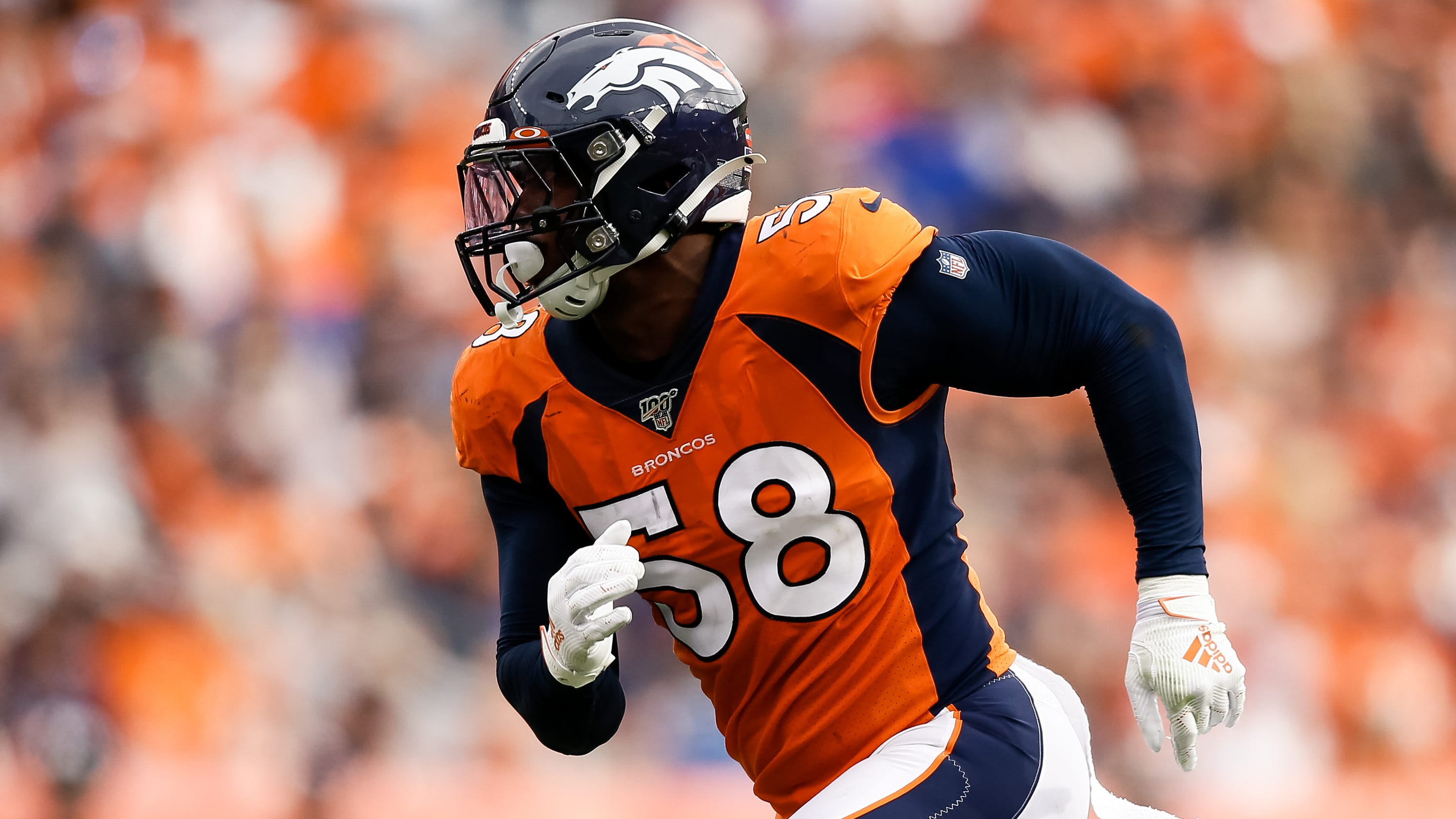 Denver Broncos' Von Miller suffers lower leg injury that could sideline him extensively, per reports
