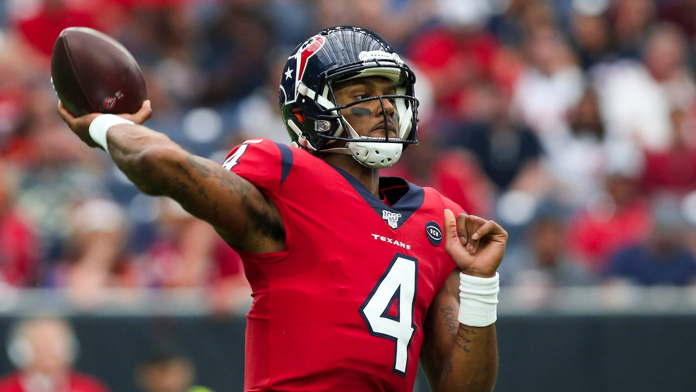 Deshaun Watson agrees to huge four-year contract extension with Houston Texans