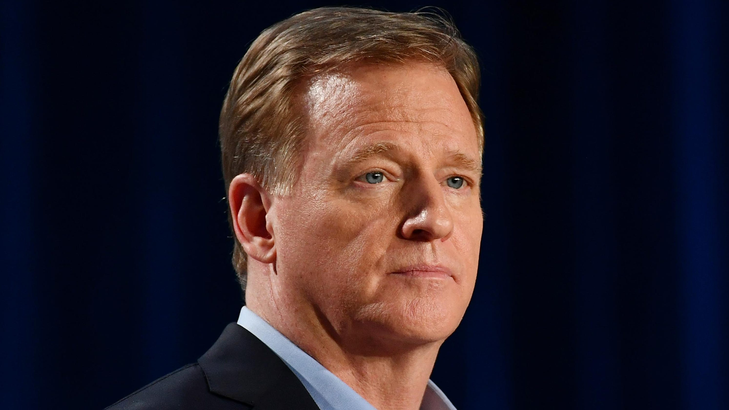 Does Roger Goodell have what it takes to lead NFL on race issues?