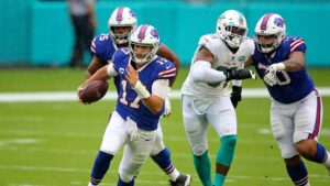 Dolphins-Bills CBS television broadcast briefly dropped during Hard Rock Stadium power outage