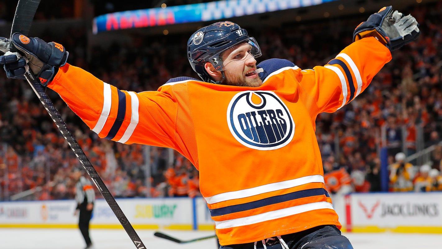 Edmonton Oilers forward Leon Draisaitl sweeps MVP awards