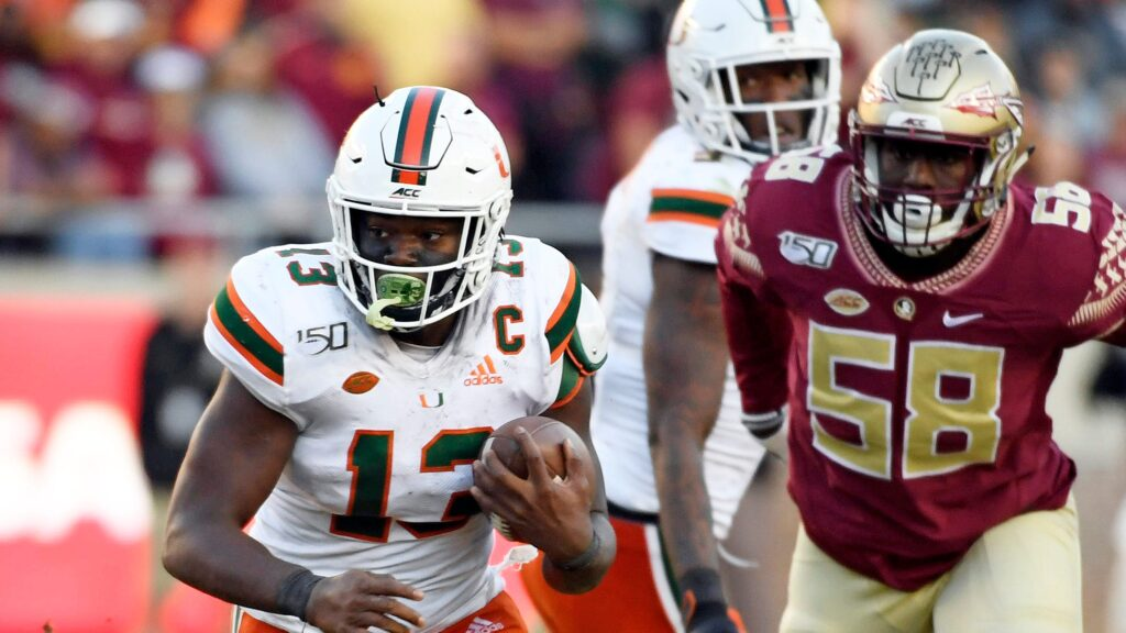 Florida State-Miami rivalry still shines for football players, coaches