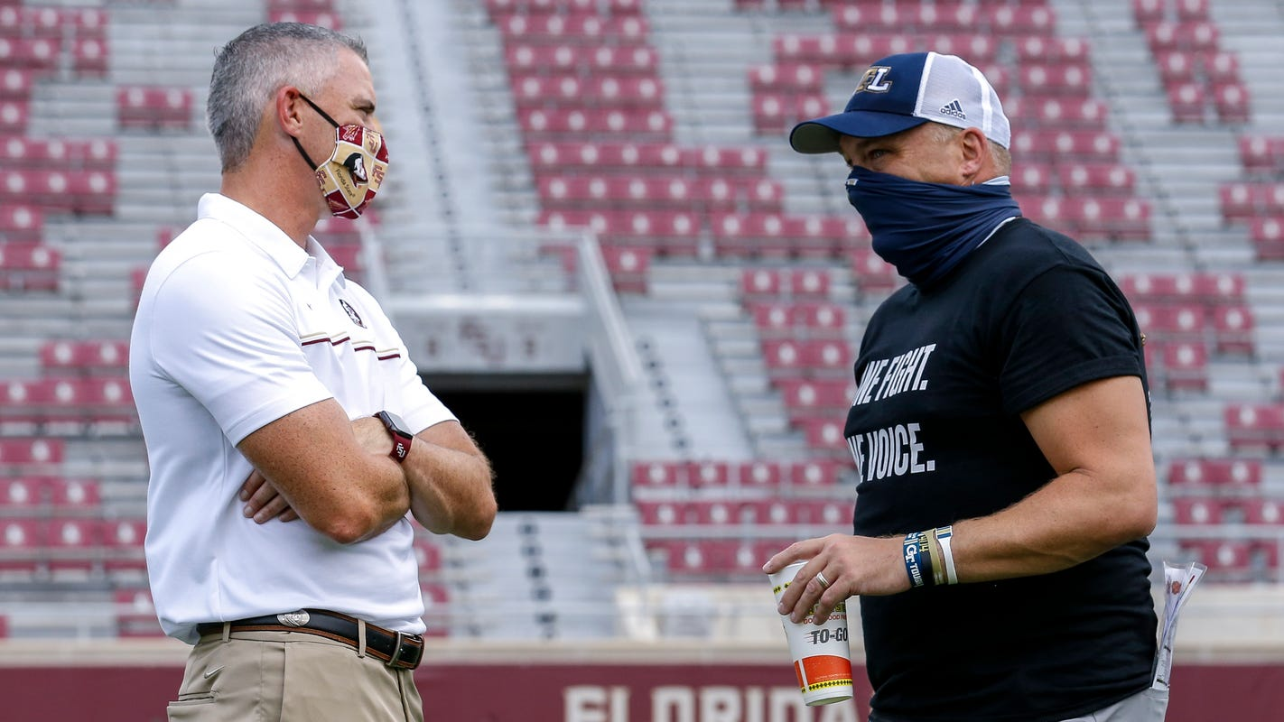 Florida State sits atop college football Misery Index after home loss