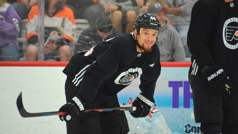 Flyers add Chris Stewart, Diversity Alliance member, to coaching staff