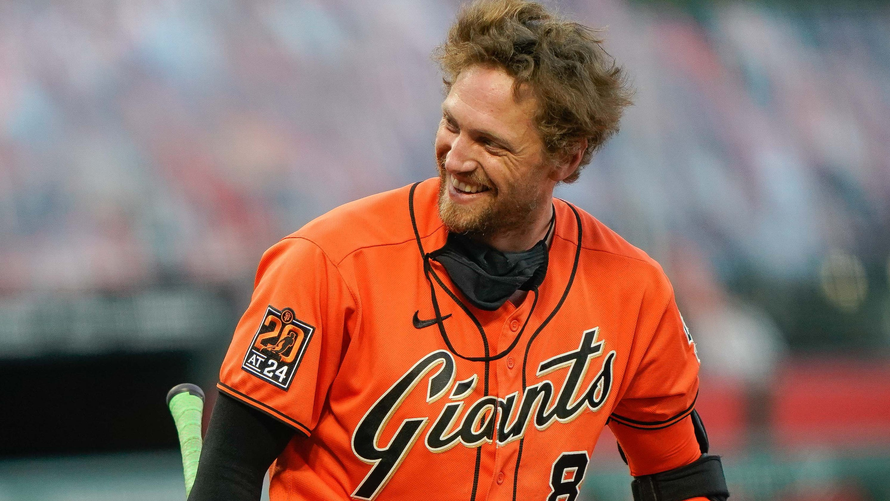 Four-time All-Star, San Francisco Giants cult hero Hunter Pence announces retirement