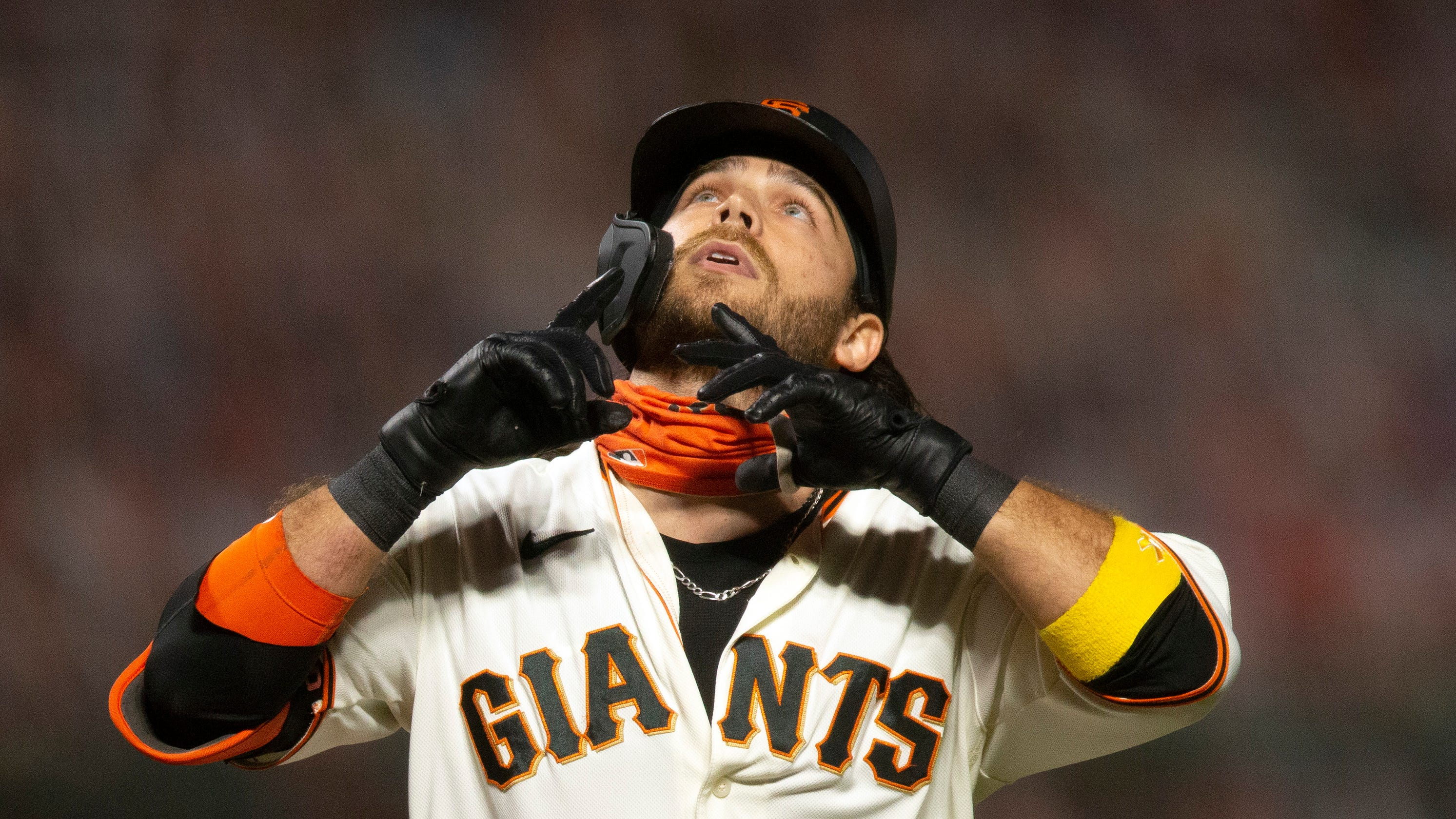 Giants in 2020 MLB playoff hunt, not in the midst of a rebuild