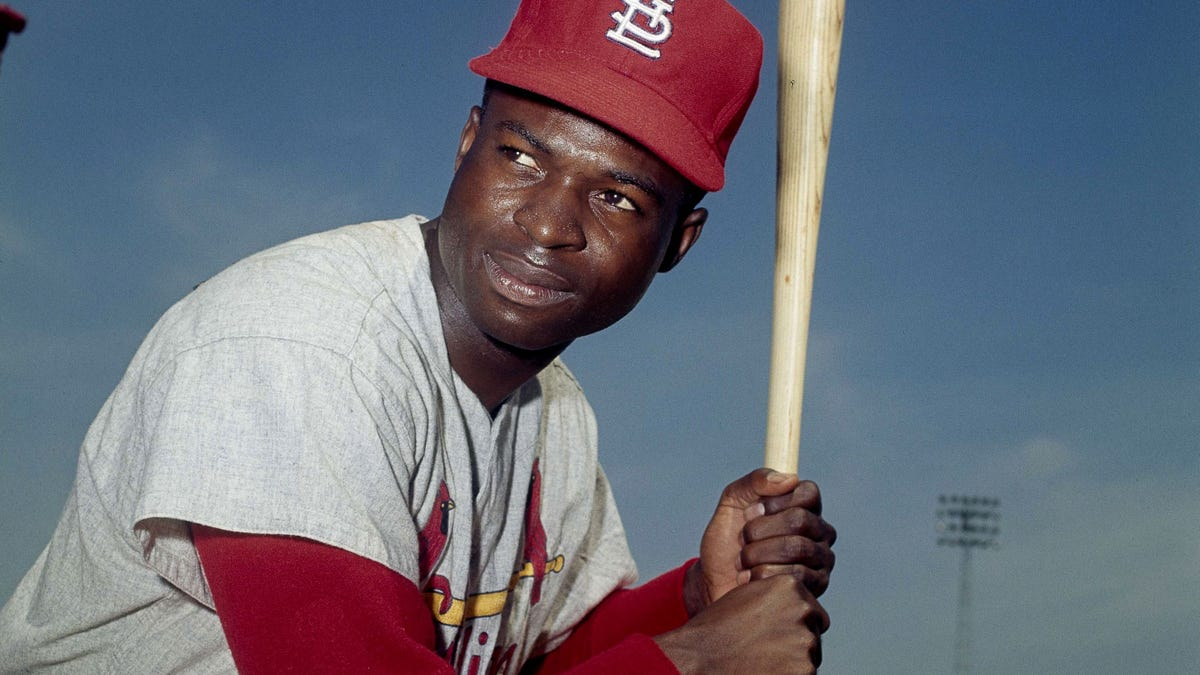 Hall of Fame outfielder Lou Brock: 1939-2020