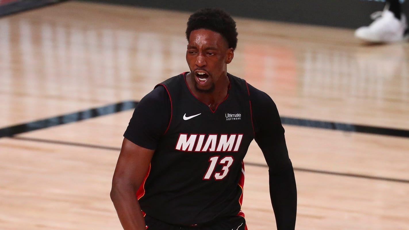 Heat beat Celtics to reach NBA Finals for first time since 2014