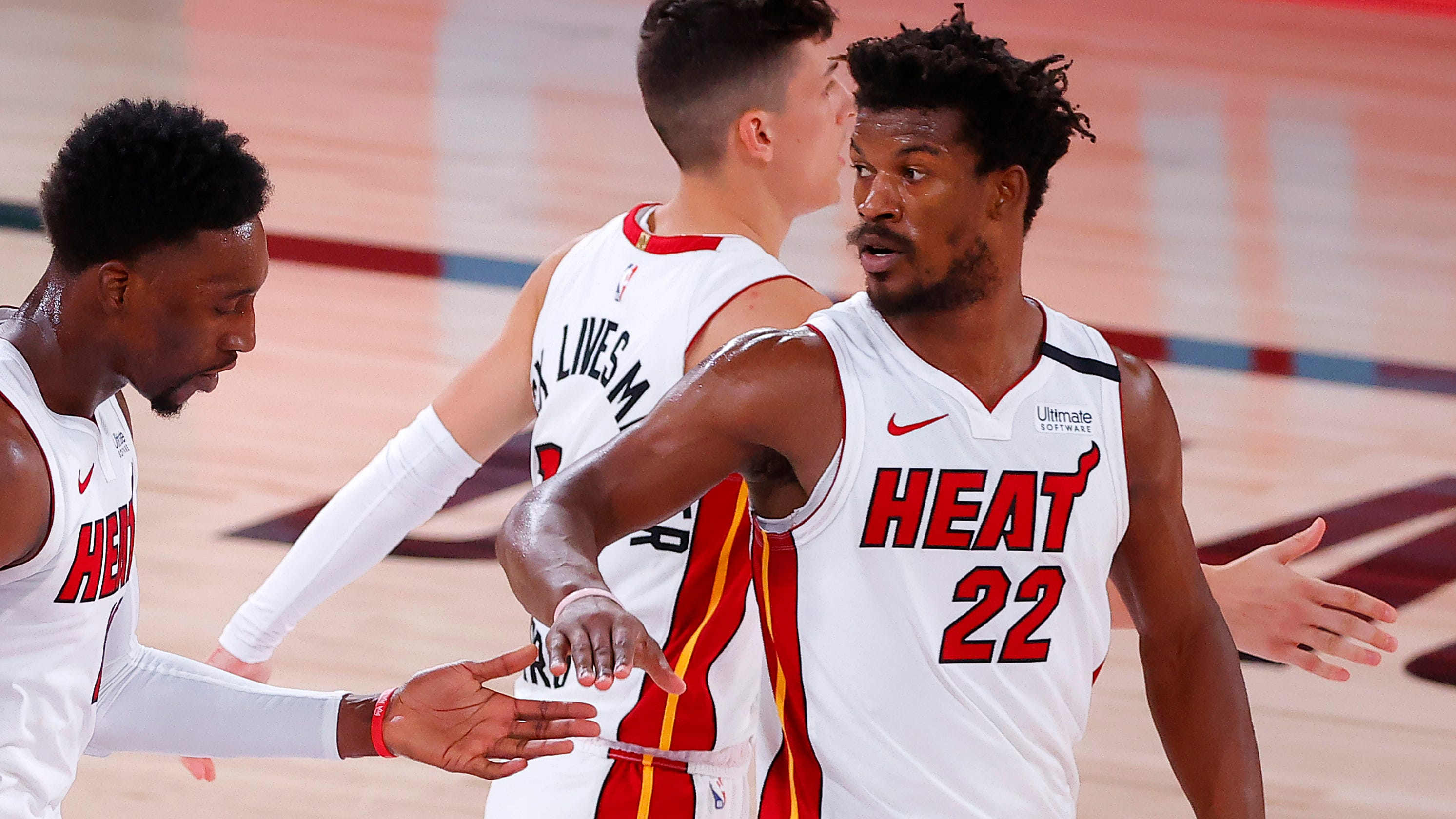 Heat's Jimmy Butler takes over against Celtics without scoring