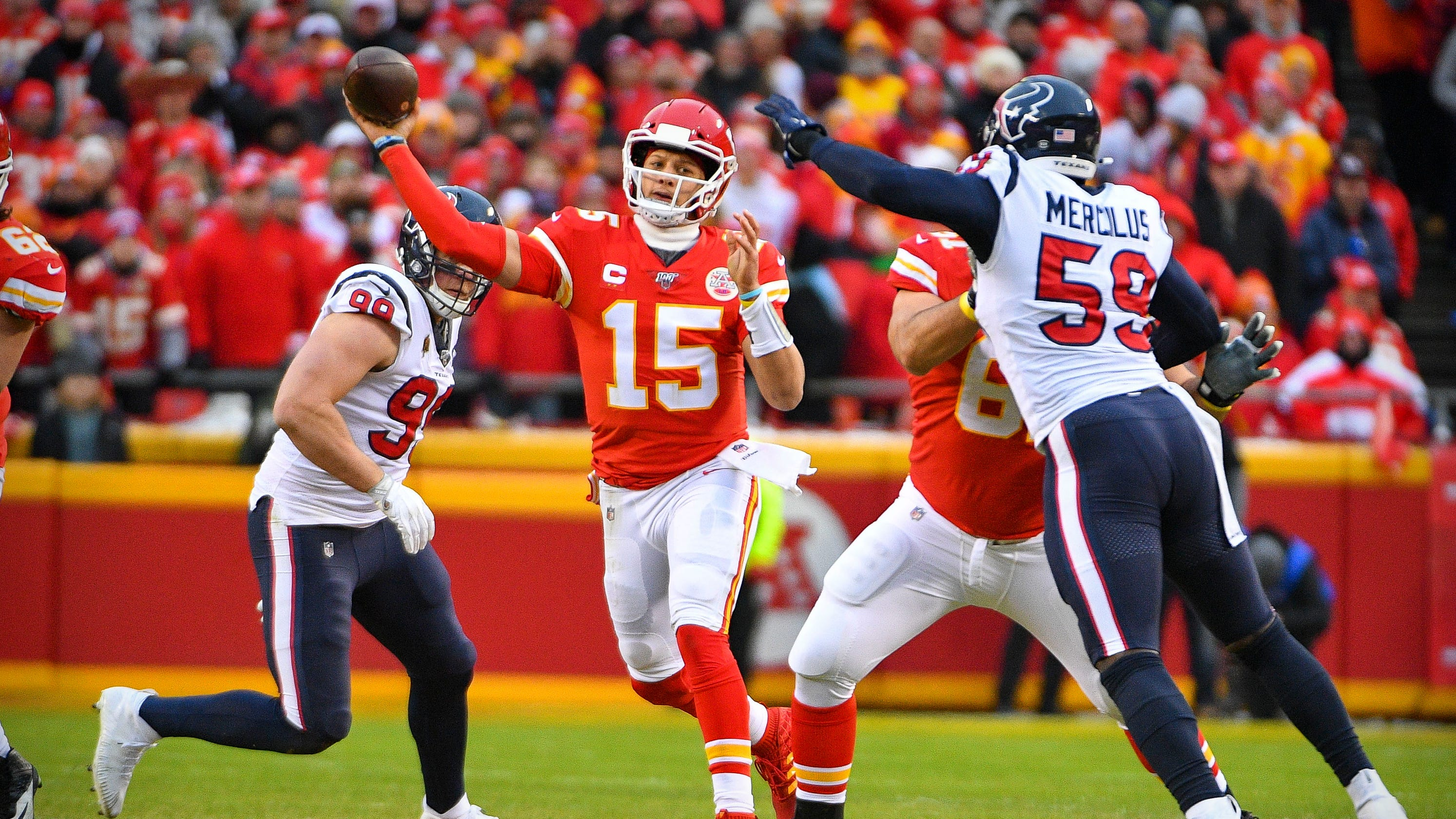 Houston Texans vs. Kansas City Chiefs: Time, date, channel, how to watch NFL kickoff game