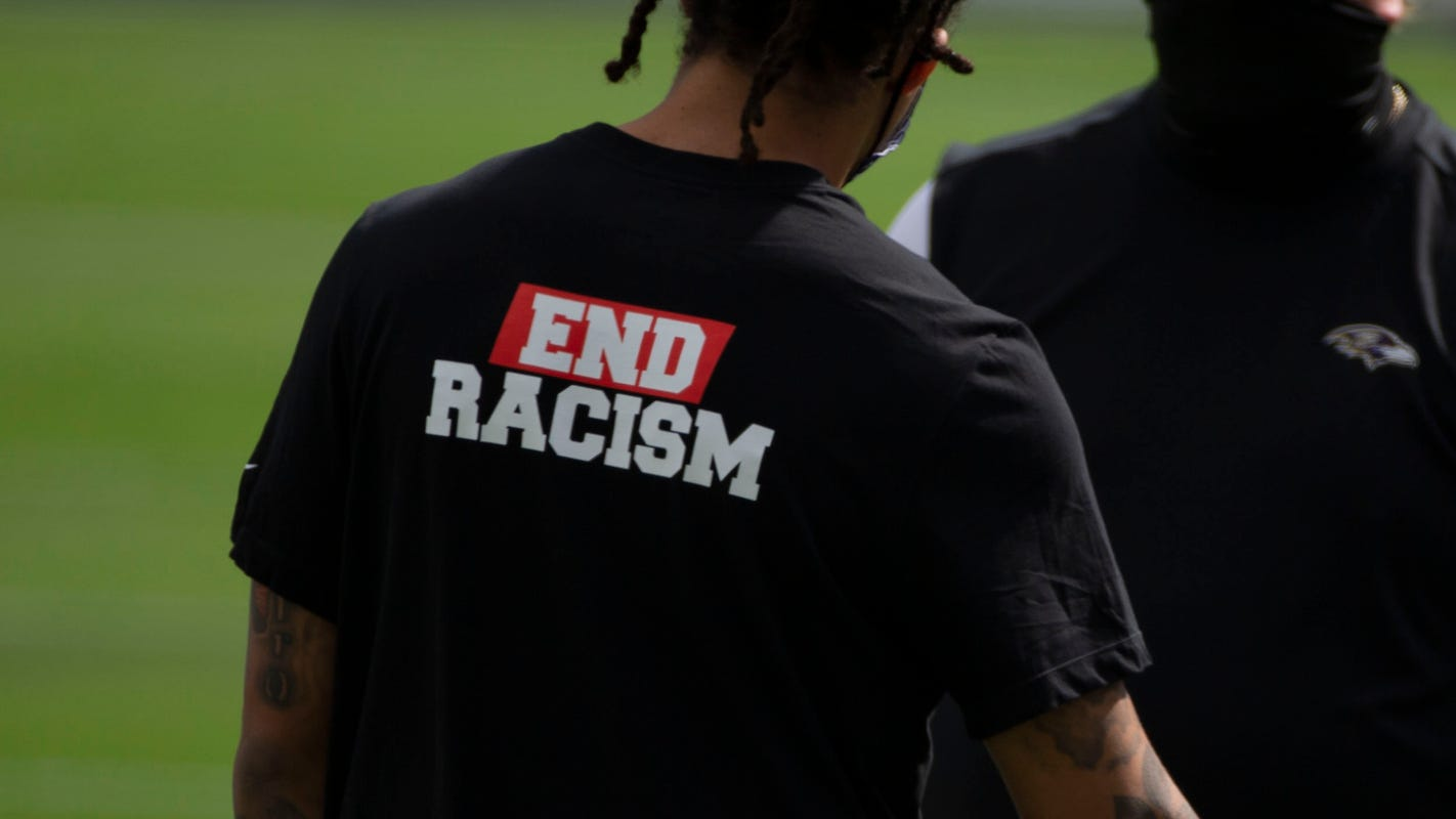 How Texans safety Michael Thomas spread 'End racism' T-shirts