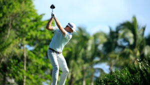 Hudson Swafford leads in Dominican Republic by two shots