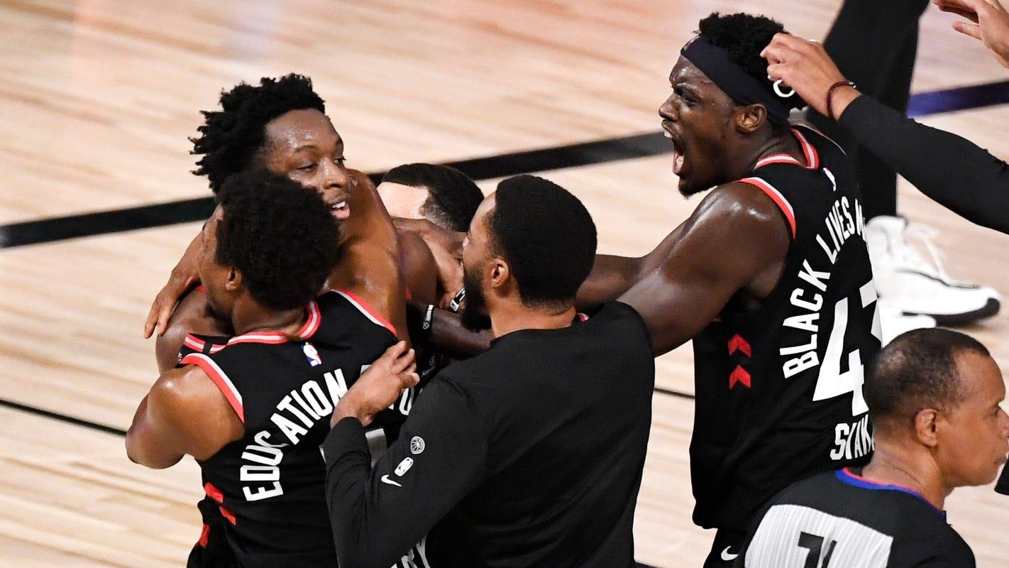 Inside OG Anunoby's game-winning 3 that saved Raptors' season
