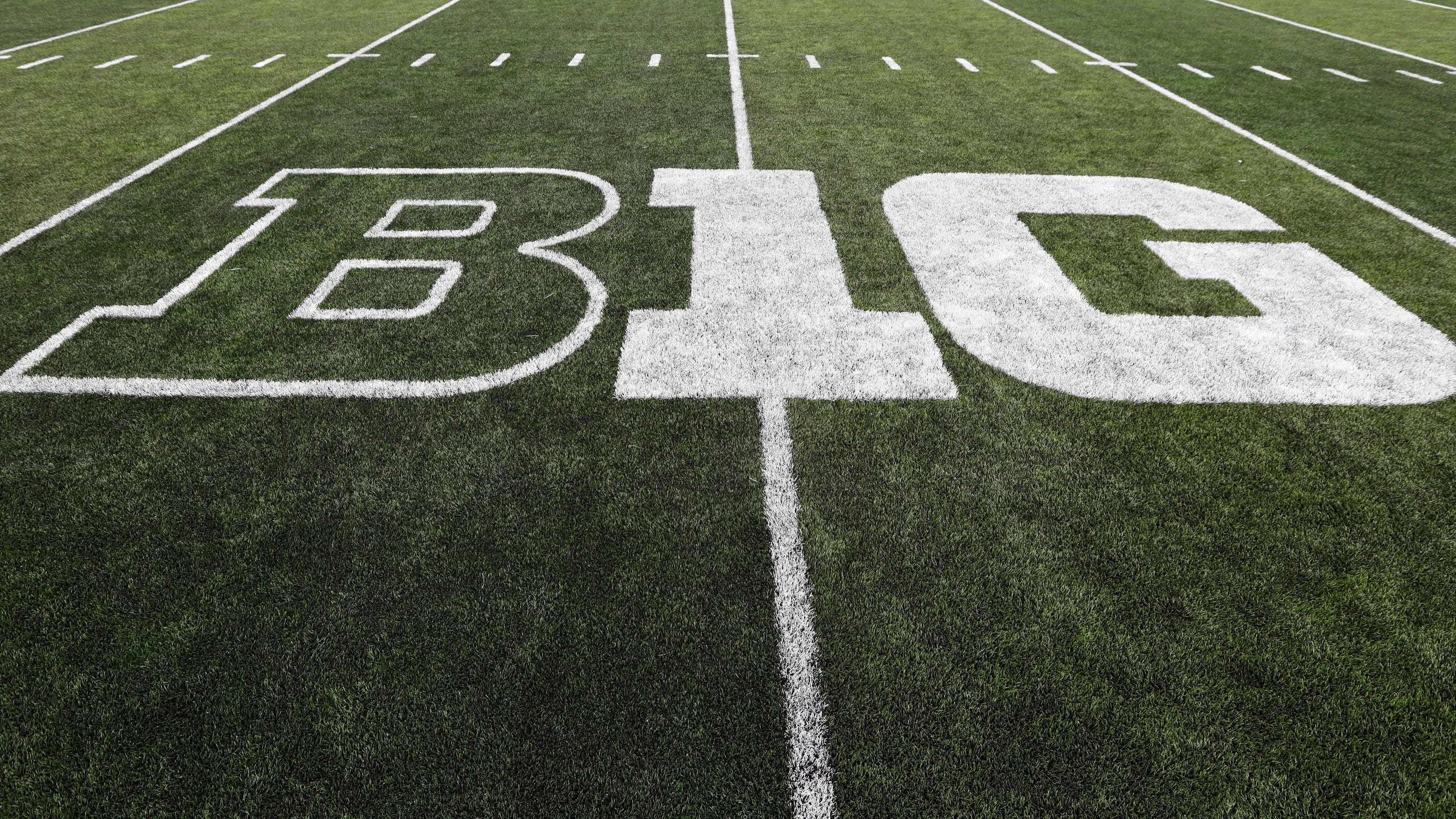 Is President Trump committed to helping Big Ten play football in fall?