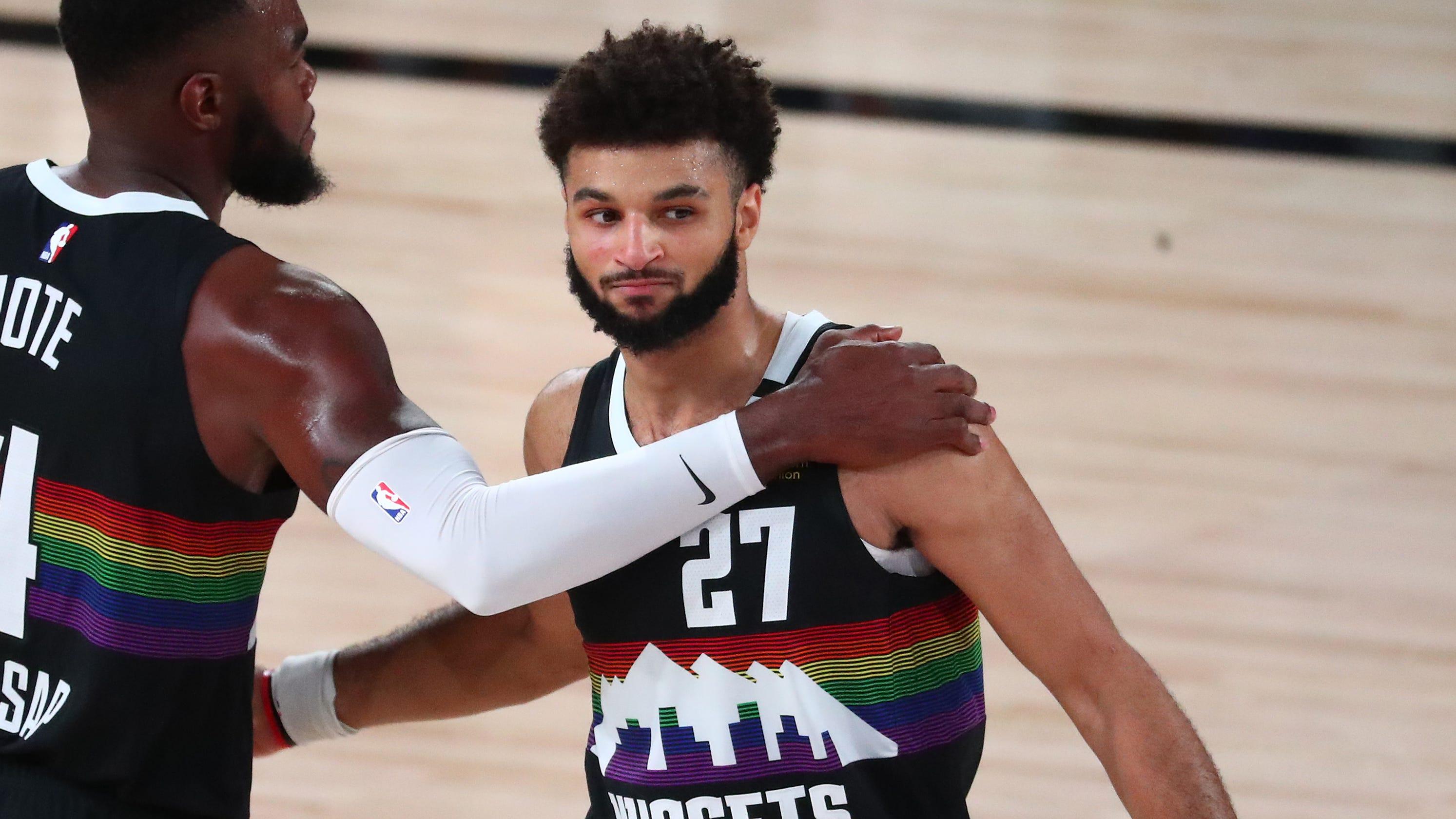 Jamal Murray making leap to stardom in playoffs