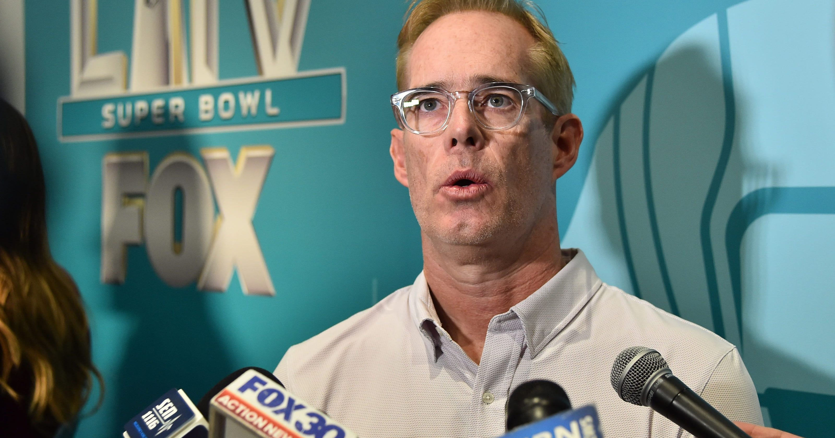 Joe Buck surprised by Pro Football Hall of Fame selection during live broadcast