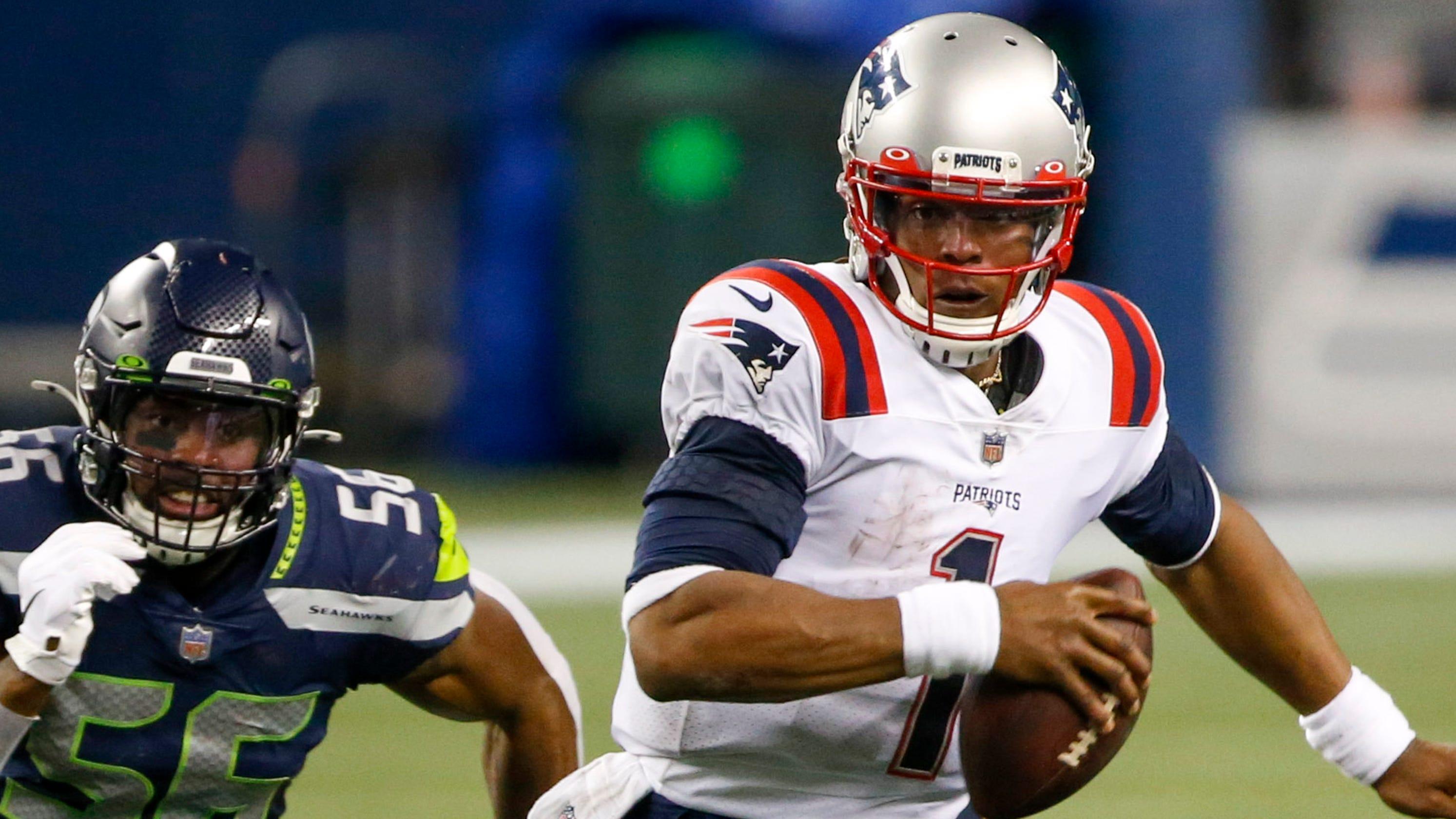 Jon Gruden has high praise for 'Slam' Newton ahead of Patriots-Raiders contest