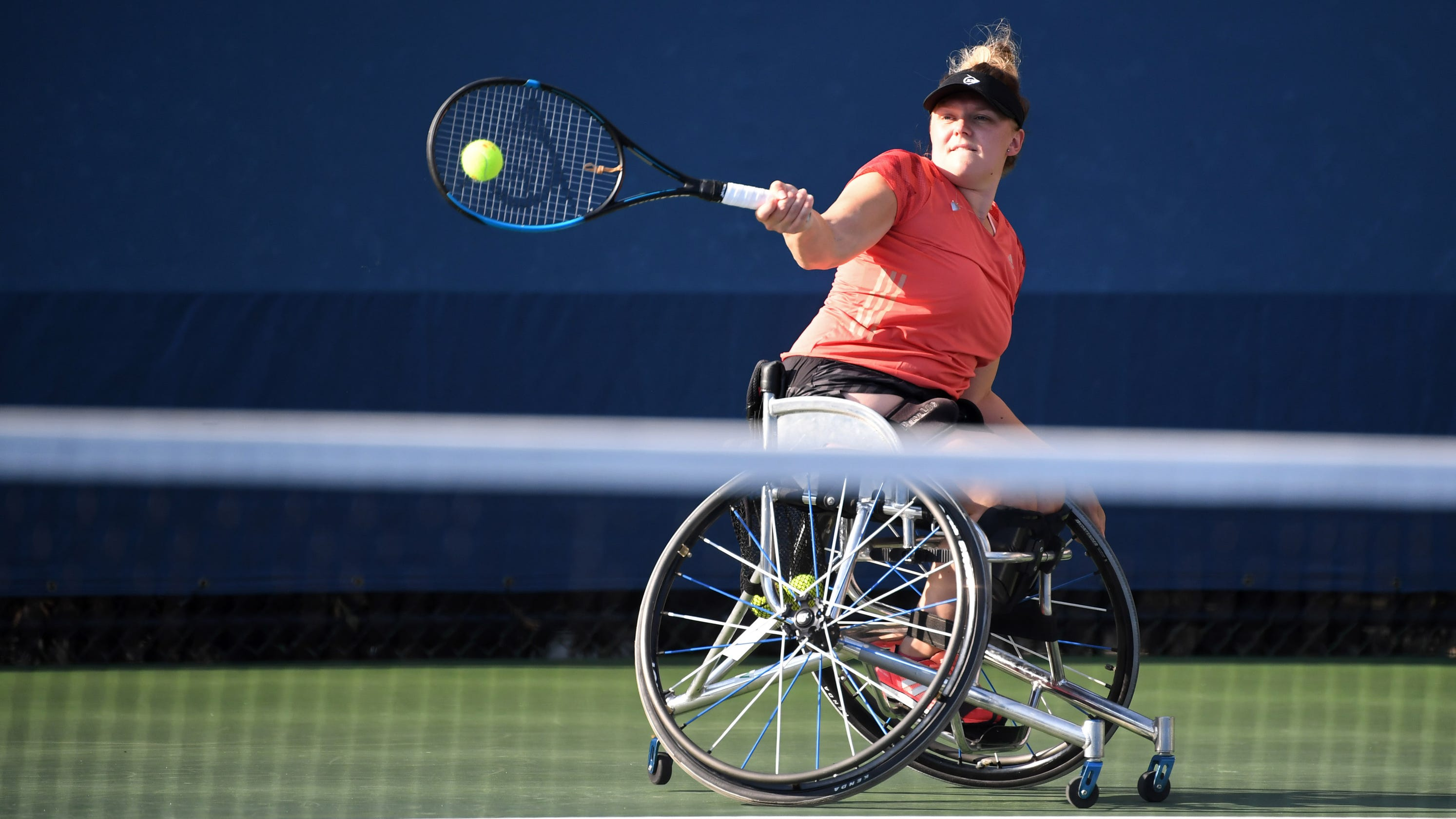 Jordanne Whiley completes comeback in wheelchair competition