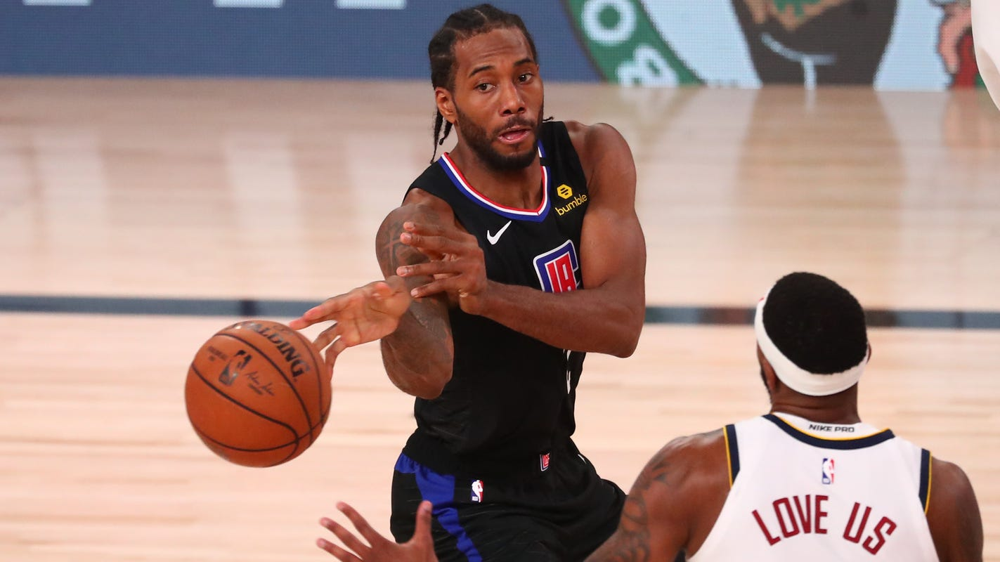Kawhi Leonard sees one reason for LA Clippers' collapse vs. Nuggets