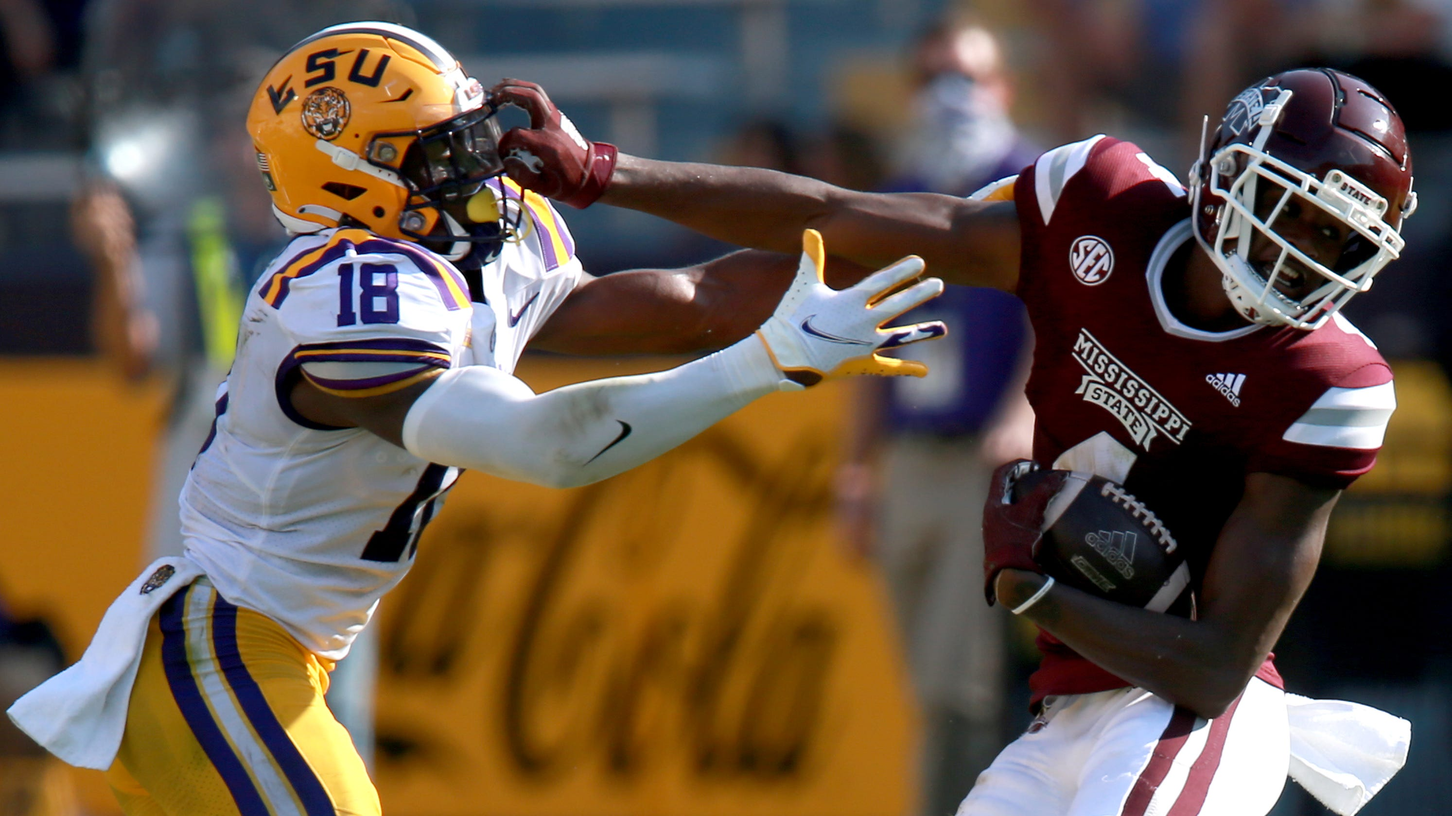 LSU falls to Mississippi State for first loss in nearly two years